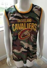 7768777cb NWT Cleveland Cavaliers Swingman Camo NBA Camouflage Jersey Tank Men s L