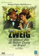 DVD Lost Zweig Os Ultimos Dias de Stefan Zweig English+Spanish+French+Portuguese