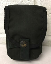 BLACK MOD POLICE AMMUNITION POUCH SMALL - British Military Issue