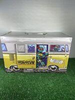 TMNT Ninja Turtles Original Comic Book Collection Action Figures Set of 6 in Van