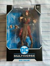 MIP 2021 McFARLANE TOYS DC MULTIVERSE  KING SHAZAM  THE INFECTED