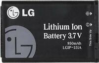 NEW LG Replacement 950mAh OEM Battery (LGIP-531A) for Compatible LG Smartphones