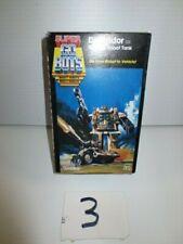 Vintage 1983 Super Gobots Defendor short barrel Complete