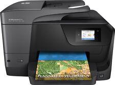 HP - Officejet Pro 8710 Wireless All-In-One Printer Copier Scanner Fax Machine