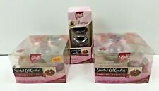 2 New 2005 Glade Scented Oil Candles Dewberry Dreams Flavor + Refills
