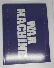 War Machine FYC DVD Brad Pitt Jeremy Leiner 2017 RARE