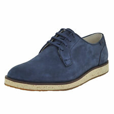 Camper Magnus Navy Womens Oxfords Size 45M