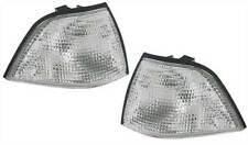 BMW 3 Series E36 2 Door 1992-2001 Clear Front Indicators Pair Left & Right