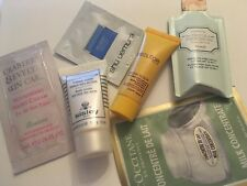 skin care facial sampler bundle benefit, l'occitane decleor shu uemura sisley