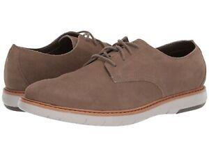 Men's Shoes Clarks DRAPER LACE Lace Up Oxfords 49635 OLIVE SUEDE