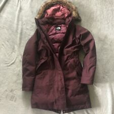 women North face winter coat, Very warm, size S, used
