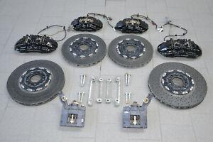 Aston Martin Vantage Carbon Ceramic Brake Disc Brake Calipers Calipers