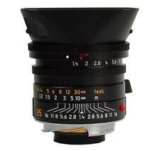 New Leica Summilux-M 35mm f/1.4 ASPH Black 11663 M240P M10P M9 M-P