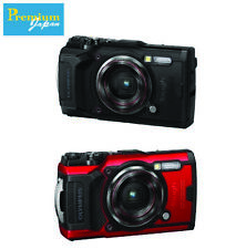Olympus Tough TG-6 12MP Wi-Fi Compact Digital Camera Japan Domestic Version New