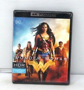 Wonder Woman (4K + Blu-Ray) - NEW (Read Des.)