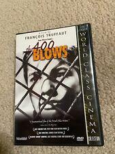 The 400 Blows - Dvd - 1959 - Francous Truffaut - Jean-Pierre Leaud Movie