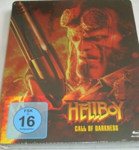 Steelbook - Hellboy - Call of Darkness - Blu-ray/NEU/Action/David Harbour