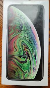 Apple iPhone XS Max - 256GB - Space Gray (AT&T) A1921 - PROOF OF PURCHASE