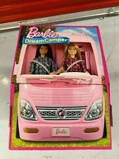 Barbie Dream Camper Playset w/ Accessories Toys Kids Children new