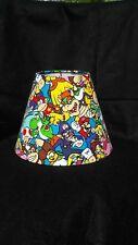 Super mario lamp shade. Nintendo, wii, switch, luigi, yoshi, bowser