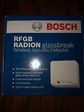 Bosch RFGB RADION Glassbreak Wireless Acoustic Detector