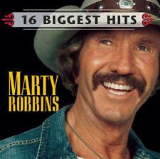 MARTY ROBBINS 16 BIGGEST HITS CD NEW