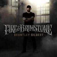 Brantley Gilbert - Fire & Brimstone [CD]