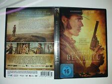 DVD  SAMMLERSTÜCK  UNCUT  WESTERN  DIE LEGENDE DES BEN HALL  UNGESCHNITTEN