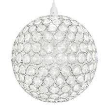 Jewel Globe Ceiling Light Pendant Lamp Shade Chandelier Lampshade Lighting Home