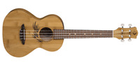 Luna UKE BAMBOO T Natural Satin Finish Bamboo Tenor Ukulele Brand New