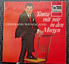 LP Gerhard Wendland - Tanze mit mir in den Morgen – von 1968