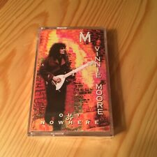Vinnie Moore - Out Of Nowhere CASSETTE TAPE US issue SEALED ufo vicious rumors