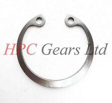 2 x Stainless Steel 42mm Internal Circlips DIN472 Circlip HPC Gears
