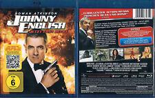 JOHNNY ENGLISH - JETZT ERST RECHT --- Blu-ray --- der 2. Teil --- Rowan Atkinson