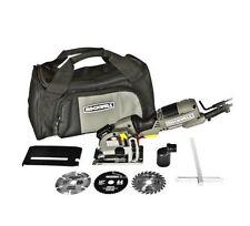 Rockwell VersaCut Compact Mini Circular Saw, Drive Blade, Corded Electric 4 Amp