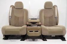 Chevy Silverado Sierra TAhoe Yukon Suburban FRONT seats center console JUMP SEAT