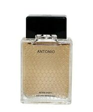 ANTONIO BANDERAS AFTERSHAVE  1.0 oz 30  ml  NO BOX