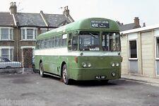 London RF202 Northfleet Garage 1979 Bus Photo