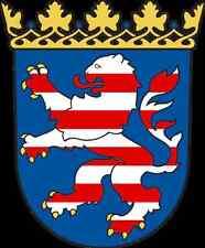 Hessen 5 historische Wertpapiere Grundstock Sammlung / Aktien Anteile Konvolut