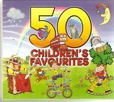50 CHILDREN'S FAVOURITES - 2 CD BOX SET