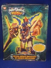 Power Rangers Wild Force DX Animus Megazord (Complete) Boxed