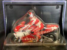 "Onyx XM026 Honda NSR V4 ""TEAM HONDA PONS"" 1996 #24 Carlos Checa LTD ED 1/24"