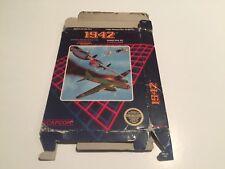 1942 - Nintendo,Nes - BOX ONLY