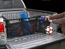 HitchMate Full Size Cargo Stabilizer Bar, Divider Bar & Large Mesh Cargo Bag