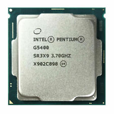 Intel Pentium G5400 3.7GHz Desktop CPU 4MB 54W LGA1151 Dual-Core CPU Processor