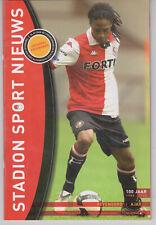 Programma / Programme Feyenoord Rotterdam v Ajax Amsterdam 21-09-2008