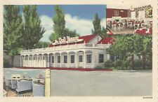 Salt Lake City The Doll House A Good Place To Eat Postcard 1946