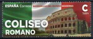 Spain Architecture Stamps 2021 MNH Roman Colosseum Famous Landmarks 1v Set