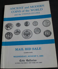 Vintage - The Dr. Long Collection Of Roman Imperial Coins Part I, Ottoman & Arab