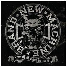 Brand New Machine Devil Made Me Do It CD